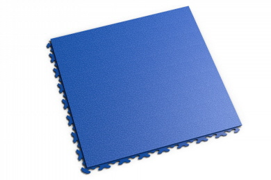 INVISIBLE PVC Fliese in der Farbe Blau