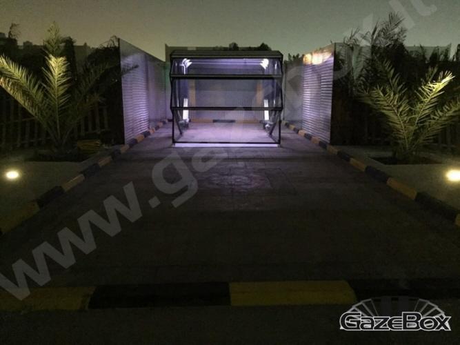 Garagen Led Beleuchtung   Garagen Box Bildergallery Pkw